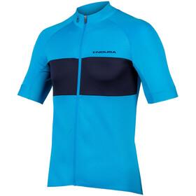 Endura FS260-Pro II Koszulka z krótkim rękawem Mężczyźni, niebieski